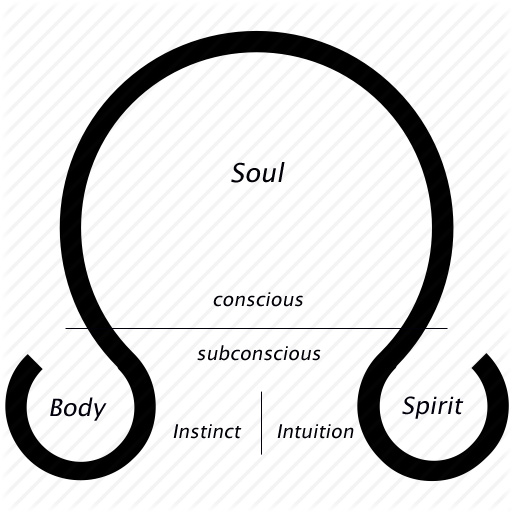consciousness-body-soul-spirit